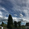 Sky over Ballycowan, Tullamore <br /> Picture© Niall O'Mara 19th April 2018 - niallomara@me.com