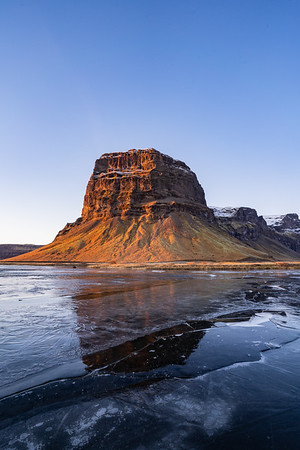 Lómagnúpur, Iceland