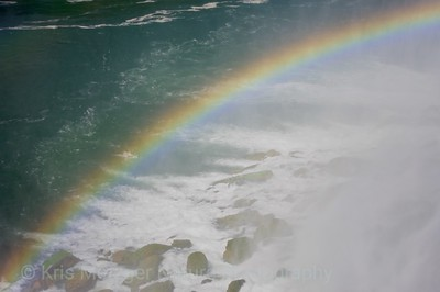 """Under The Rainbow""  Niagara Falls, NY, USA"