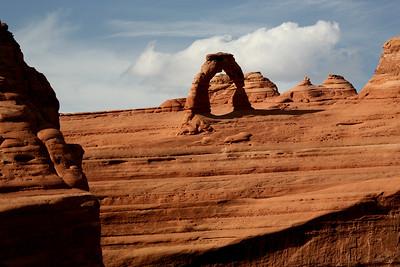 Delicat Arch - Moab , Utah