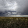 Storm Over New Mexico. Near Raton.