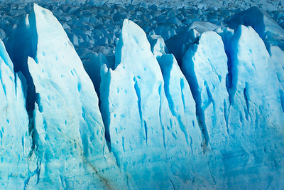 Perito Moreno Glacier Spires – Los Glaciares National Park, Patagonia, Argentina