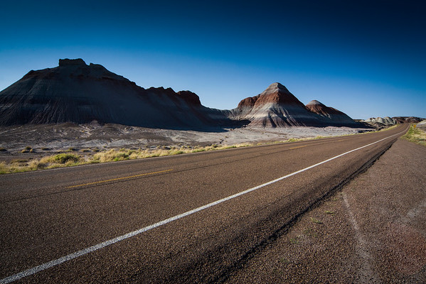 Painted Desert, New Mexico