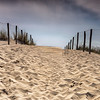 Le chemin vers la plage
