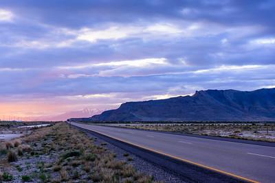 Road to Salt Lake