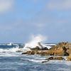 China Rock at Monterey Bay