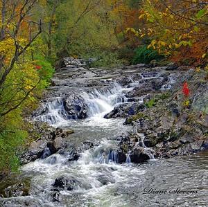 Vermont river