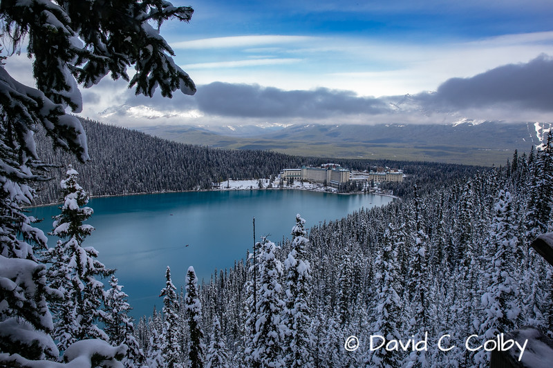 Early Winter in Alberta