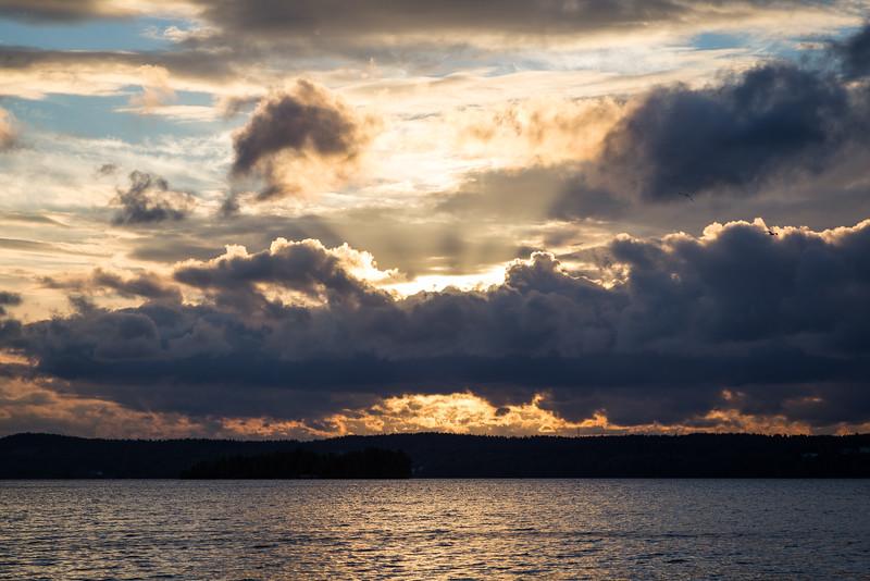 Yet anothet sunset shot