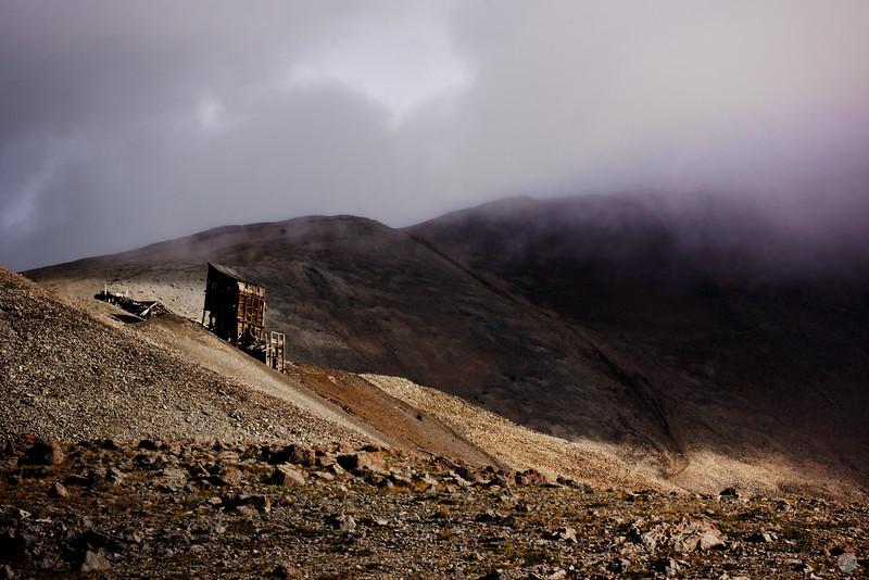 The Mt. Sherman Mine