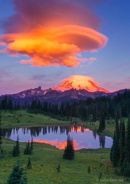Lenticular Sunrise