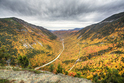 Foliage View from Mount Willard