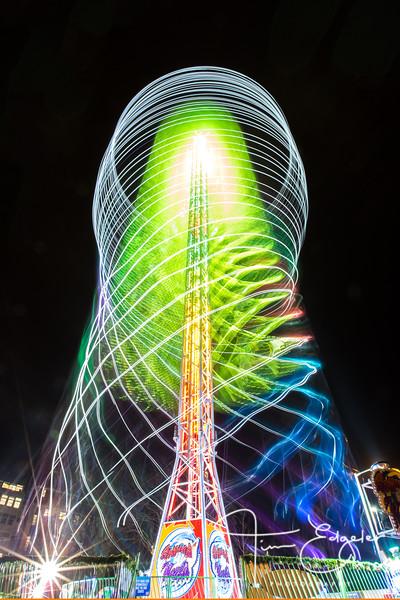 Cosmic Christmas Tree
