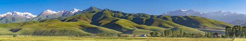 Bishkek, Kyrgyzstan  Canon EOS 6D w/ EF24-105mm f/4L IS USM: 105mm @ ¹⁄₁₆₀ sec, f/9, ISO 100