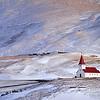 Church at Vik, Iceland