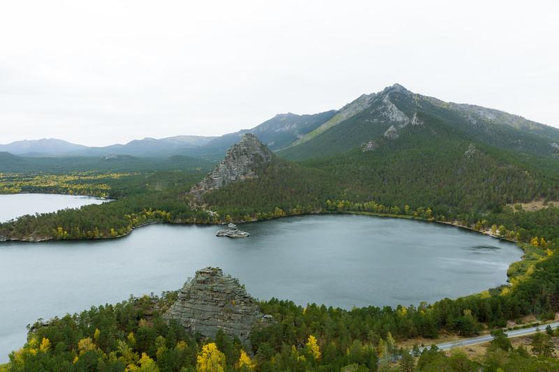 Lake Borovoe, Kazakhstan