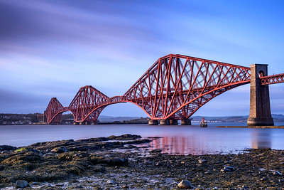 Forth Bridge - Edinburgh