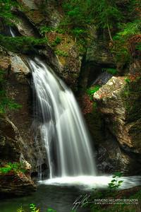 Stowe Waterfall