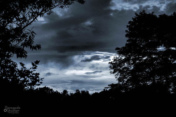 stormy night-