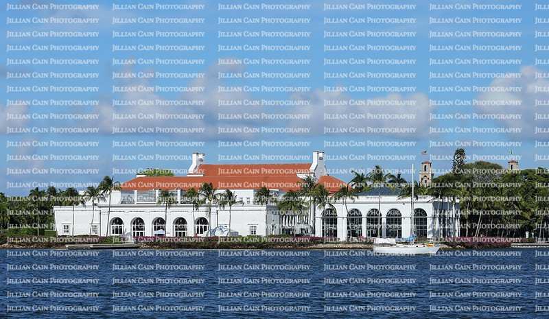 Henry Morrison Flagler Museum, known as Whitehall was built as a gift to his third wife, Mary Flagler.  Whitehall is listed on the National Historic Landmark & National Register of Historic Places.