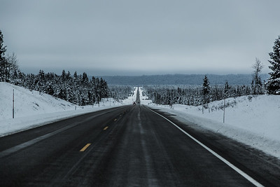 Road Through the Unknown