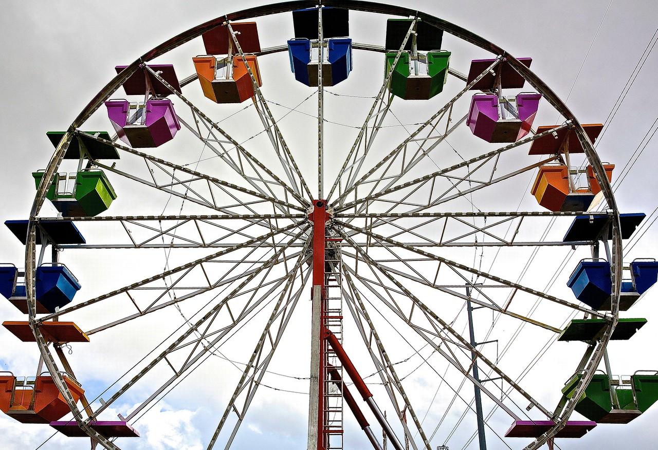 Ferris Wheel. Austin, Texas