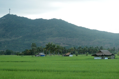 Mount Samat, Bataan province.