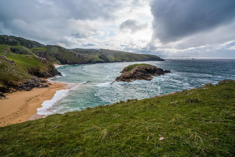 Murder Beach Cliffs