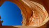 'The Alcove' at 'The Wave', Coyote Buttes North, Arizona