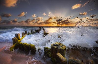 Isla Mujeres  Sunset - Mexico