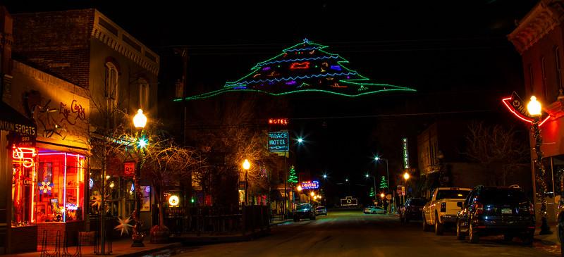 Downtown Strollin', Salida, CO