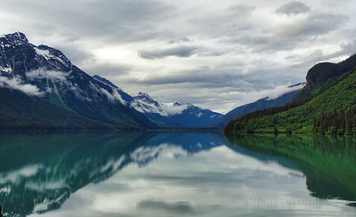 Chilkoot Lake, Haines, AK
