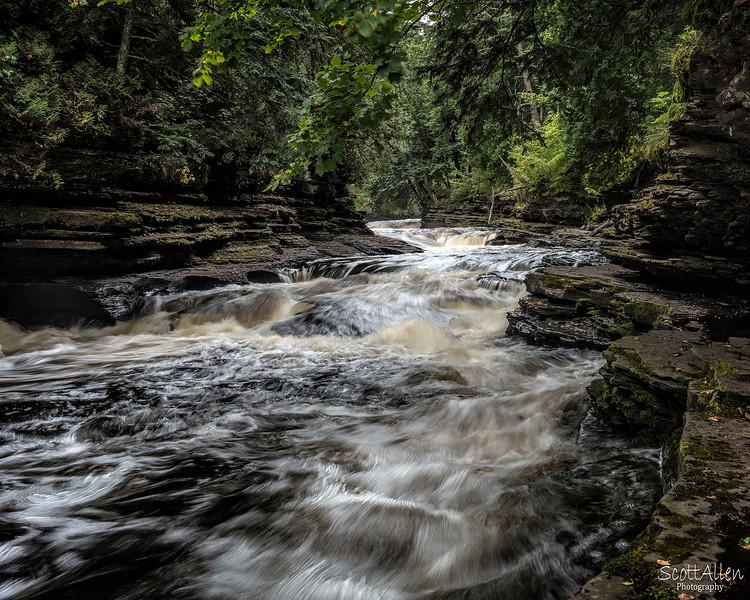 Black River - Michigan