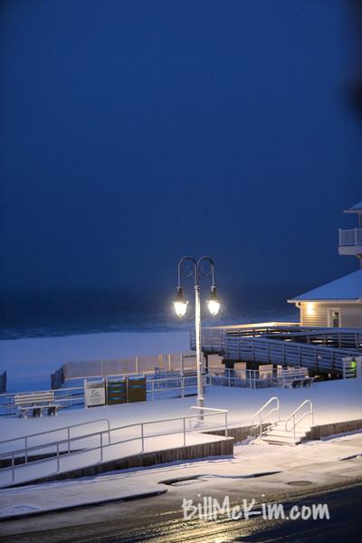 morning snow beach-2