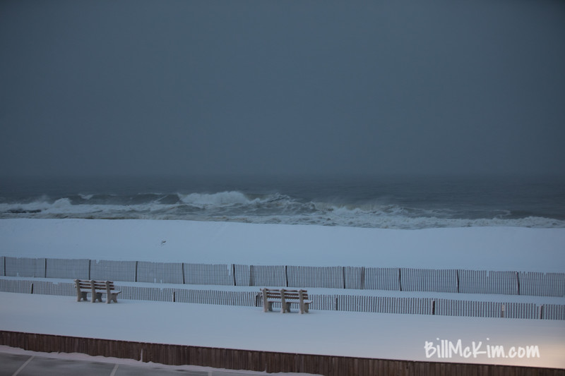 morning snow beach-7