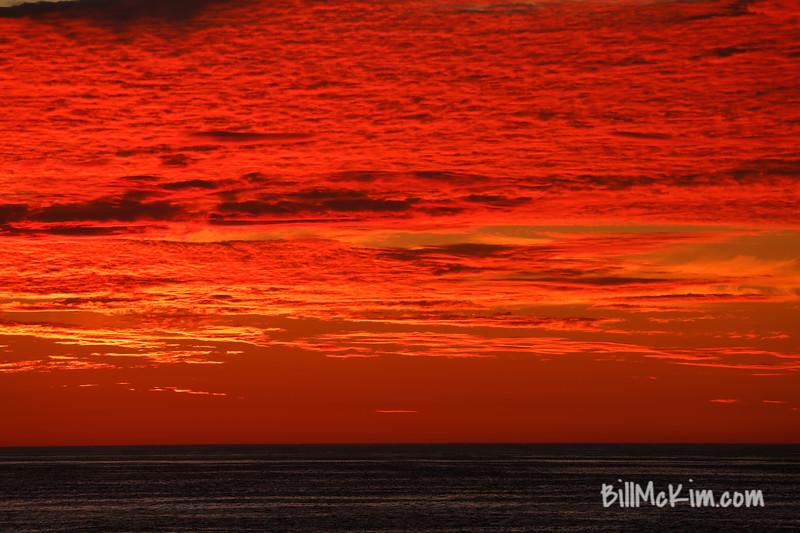 Spectacular Sunrise Jersey shore-656