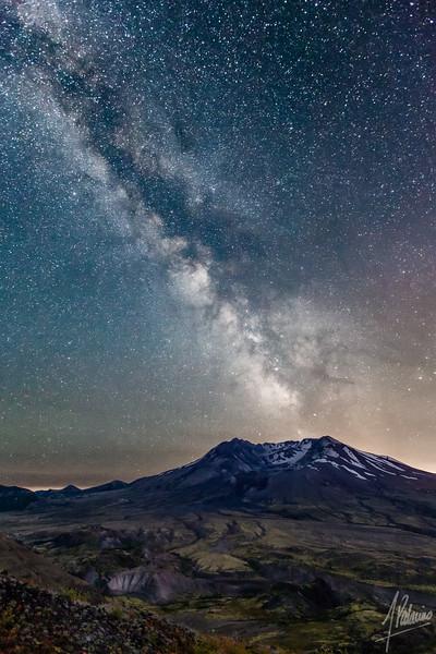 Mt. St. Helens Eruption