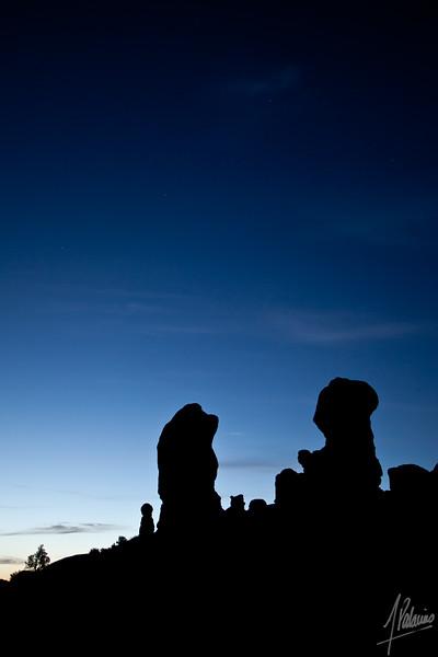 Garden of Eden, Arches National Park