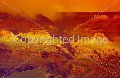 The Grand Canyon -- In a different light!