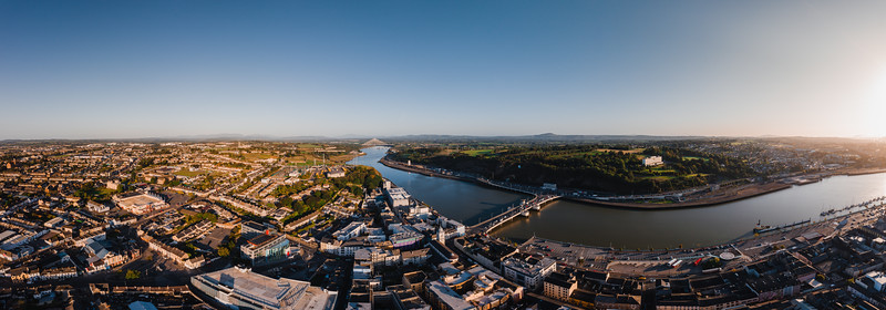 Waterford City Sunrise