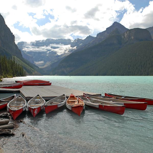 Lake Louise Banff NP