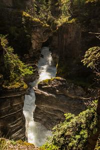 Maligne Canyon, Alberta