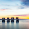Originally shot on 2/2/2013.  Reprocessed, kind of surreal take on Lake Murray.