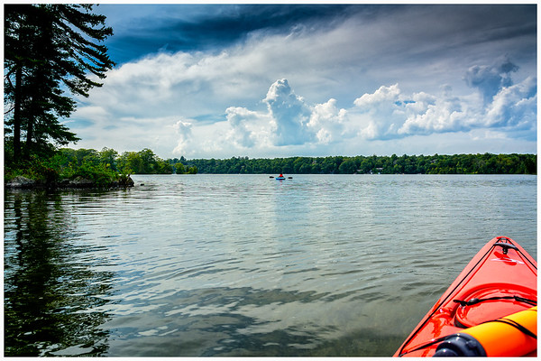 East Arm Loughborough Lake