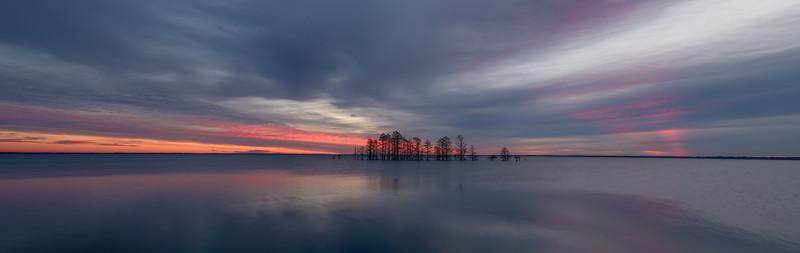 Mattamuskeet Sunrise