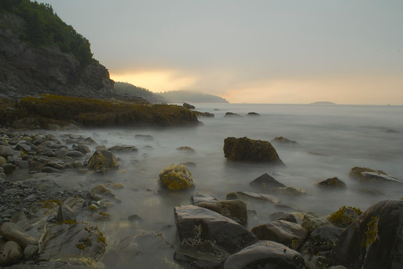 Gradual Fog