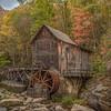 Glade Creek Gristmill II