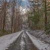 Along A Winter's Road