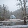 Caldwell House In Winter II
