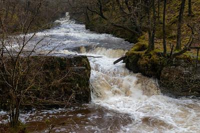 Sgwd y Bedol (Horseshoe Falls)